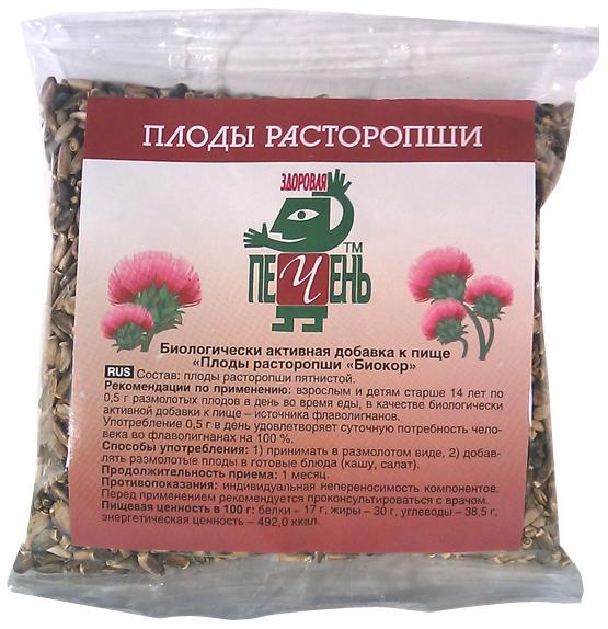 Семена расторопши инструкция по применению